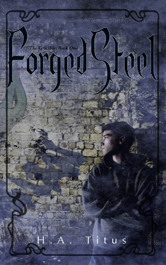 Forged Steel cover